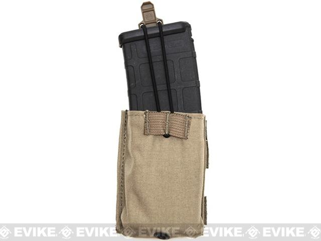 LBX Tactical M4 Speed Draw Pouch - Tan