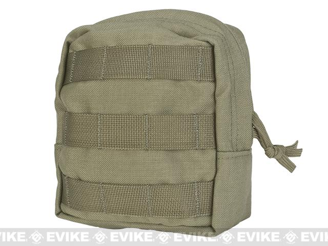 LBX Tactical Medium Utility / General Purpose Pouch - Coyote Tan