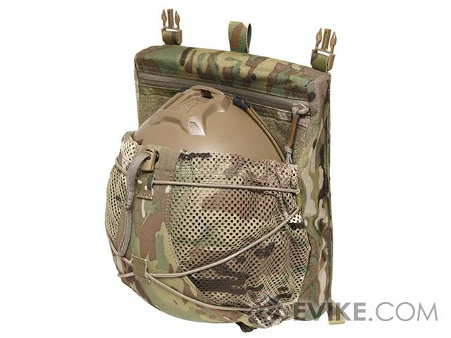 LBX Tactical Bungee Back Panel for Armatus II Plate Carrier - Multicam