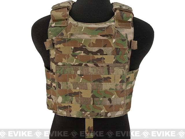 LBX 0300S Tactical Modular Plate Carrier - Multicam