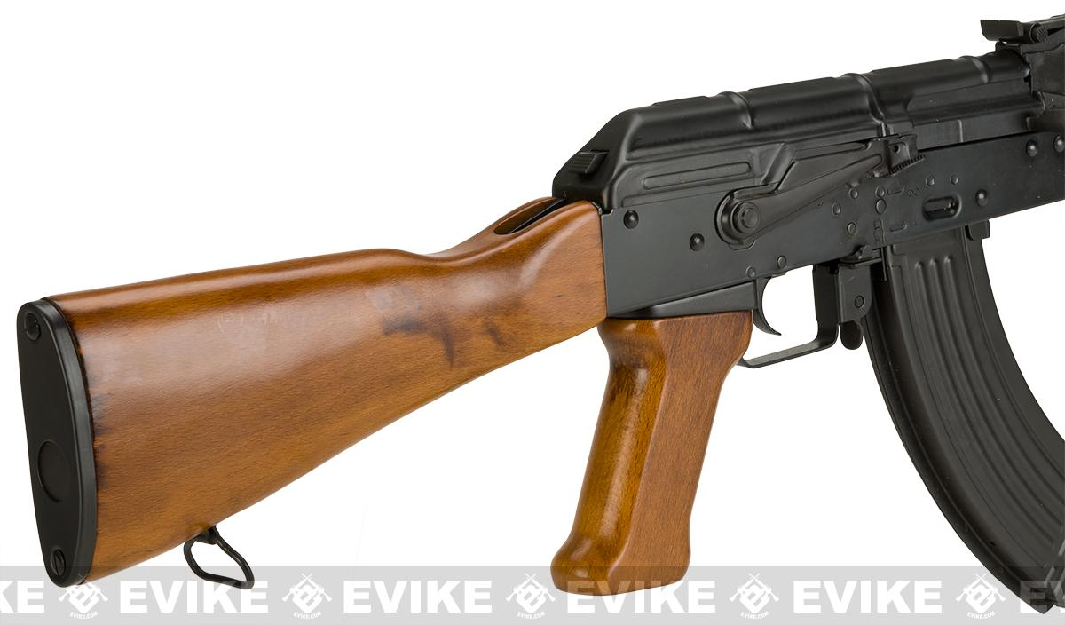 Pre-Order ETA October 2016 LCT Airsoft AMD-63 Full Metal Airsoft AEG with Real Wood Furniture