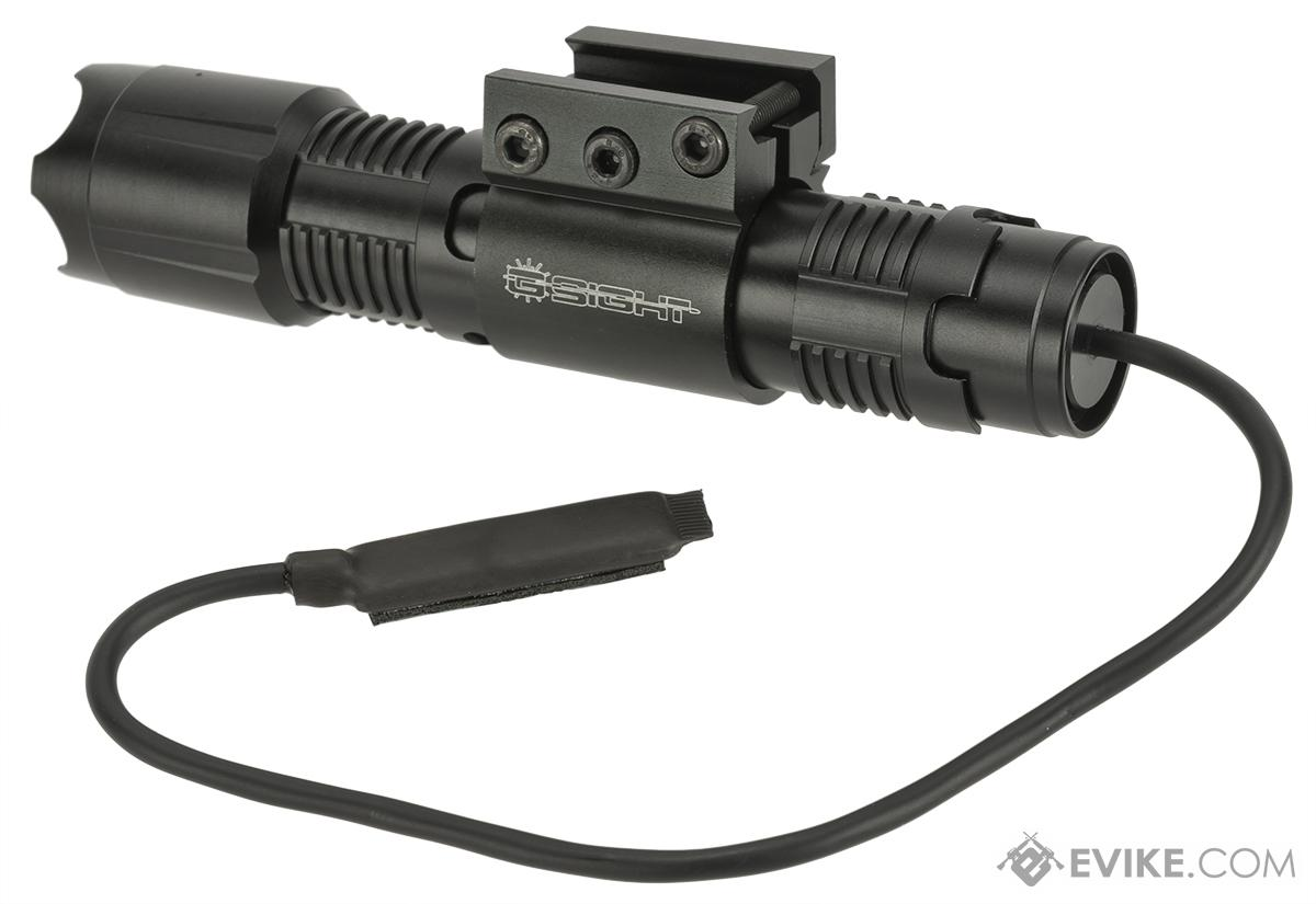 G-Sight EVO-Knight Weapon Mounted Laser Sight (Color: Blue Laser)