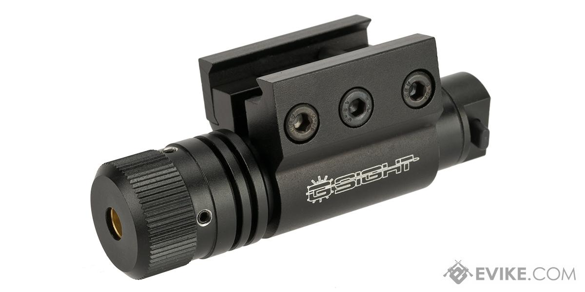 G-Sight Spectre-Elite Weapon Mounted Laser Sight (Color: Blue Laser)