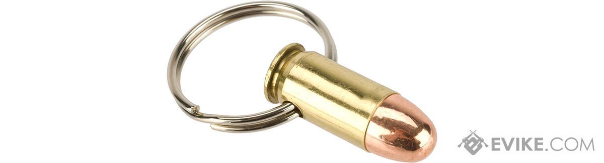 Lucky Shot USA .45 Caliber Cartridge Keychain