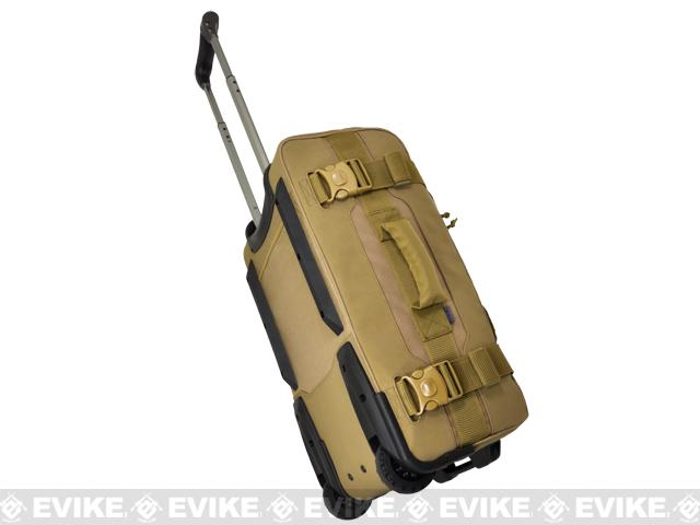 Hazard 4 Air Support Rugged Rolling Carry-On Luggage - Coyote