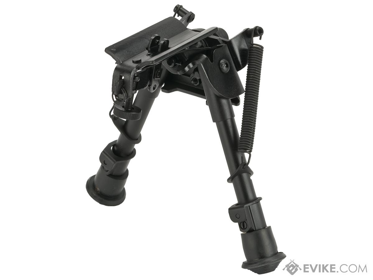 CYMA M030 4 Retractable Harris Type Bipod w/ Swivel Lock