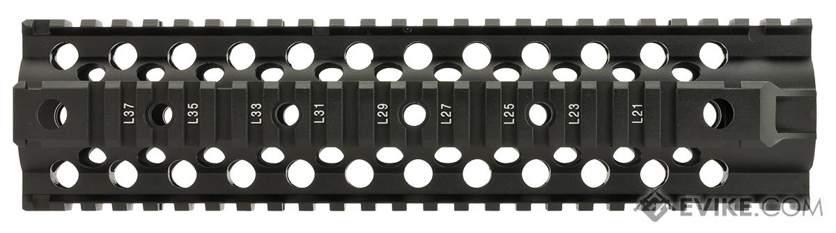 Matrix Aluminum Alloy Free Float RIS Handguard for M14/M16 Series Airsoft AEGs - 10