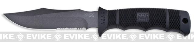 SOG SEAL Pup Tactical Knife w/ Kydex Sheath