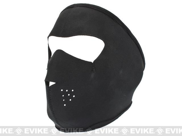Matrix Neoprene Extreme Sport Face Mask (Full Face) - Black