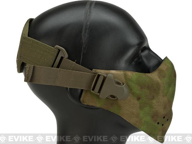 Matrix High Speed Lightweight Half Face Mask - Arid Foliage