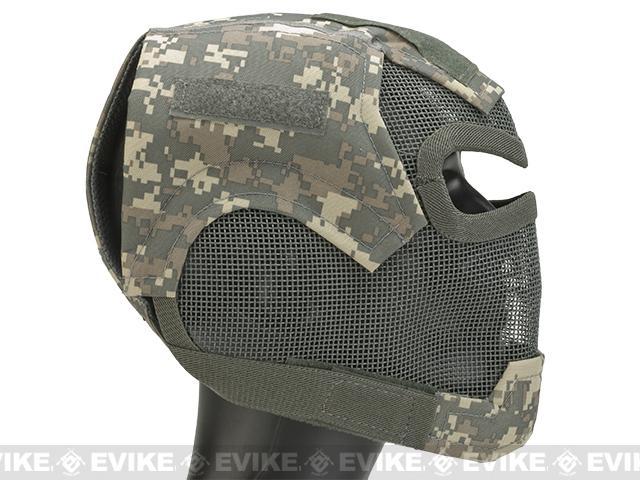 Matrix Iron Face Carbon Steel Watcher Gen7 Full Face Mask - ACU