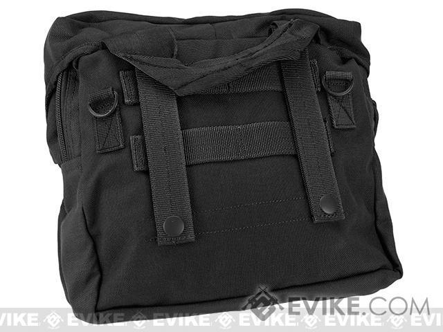 Condor Tactical Fold Out Medical Bag - Black
