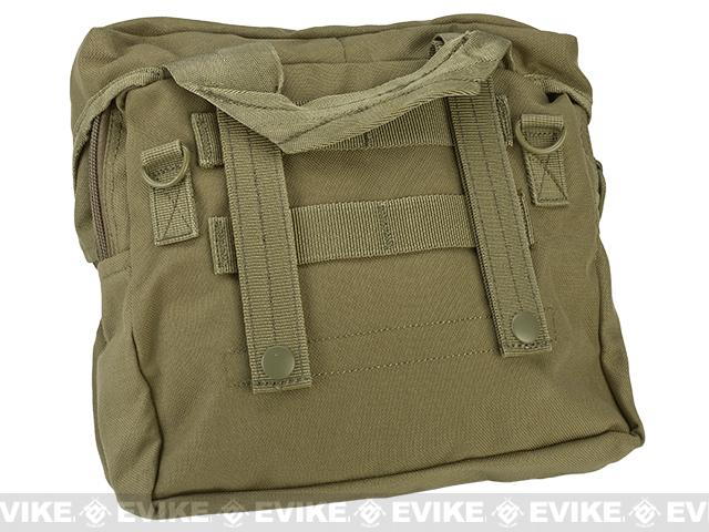 z Condor Tactical Fold Out Medical Bag - Tan