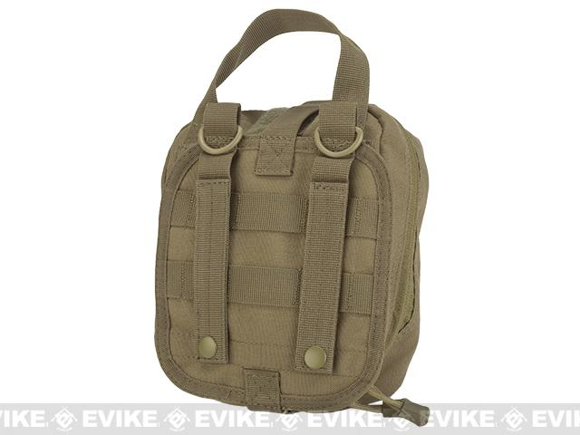 Condor MOLLE Ready Rip-Away EMT pouch - Tan