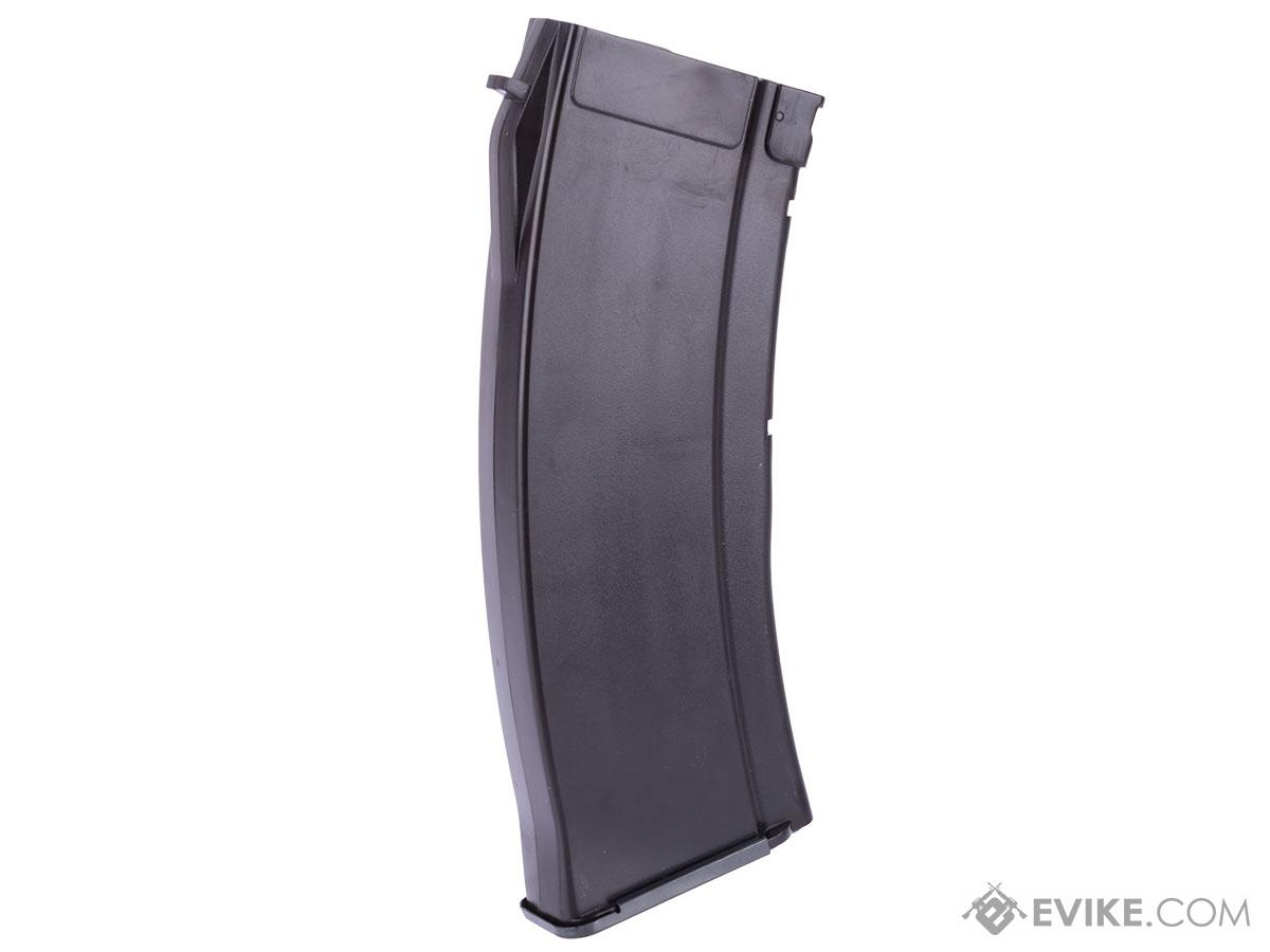 MAG 100 Round Mid-Cap Magazine for AK Series Airsoft AEG - Plum Type (Qty: One)