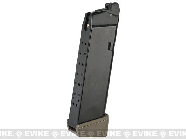 APS 23rd CO2 Magazine for ACP Series Airsoft GBB Pistols - Desert