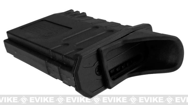 APS 190rd U-Mag Hi-Capacity Magazine for M4 / M16 / UAR Series Airsoft AEG Rifles - Black
