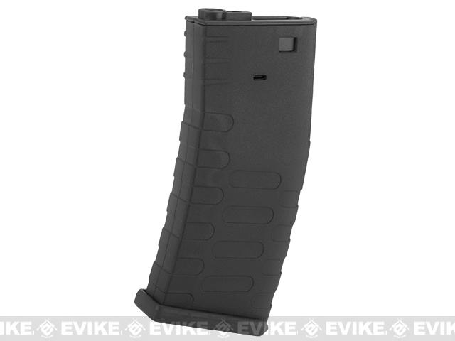APS 300rd U-Mag Hi-Capacity Magazine for M4 / M16 / UAR Series Airsoft AEG Rifles - Black