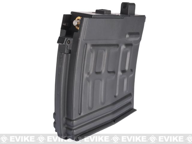 Pre-Order ETA February 2017 Co2 Power 22rd Magazine for AIM Top SVD Airsoft GBB Co2 / Gas Rifle Series