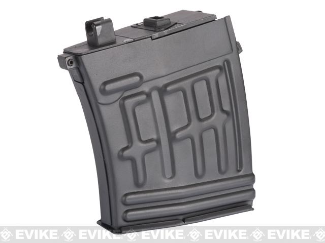 Co2 Power 22rd Magazine for AIM Top SVD Airsoft GBB Co2 / Gas Rifle Series
