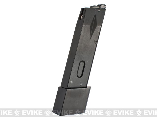 WE-Tech 30rd Burton Extended Magazine for M9 Series Airsoft GBB Pistols