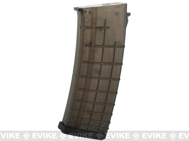 Matrix 170rd Polymer Mid-Cap Magazine for AK Series Airsoft AEG Rifles