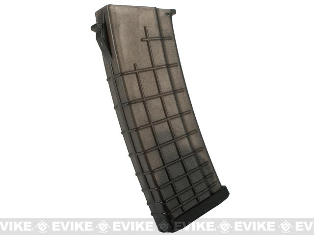 Matrix 450rd Polymer Hi-Cap Magazine for AK Series Airsoft AEG Rifles