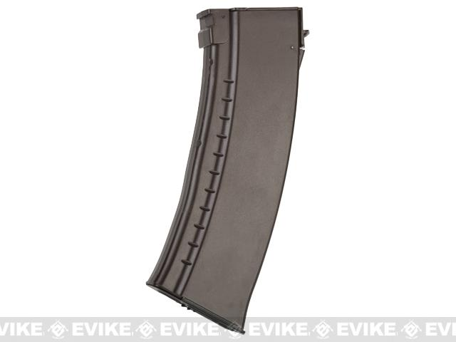 CYMA 500rd Polymer Hi-Cap Magazine for AK Series Airsoft AEG Rifles - Plum