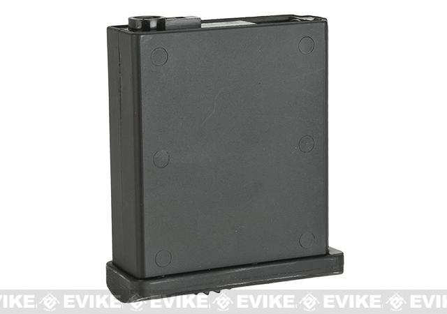 6mmProShop 200rd Hi-Cap Magazine for Chrono Blaster 88 Series Airsoft AEG Rifles - Black (One)