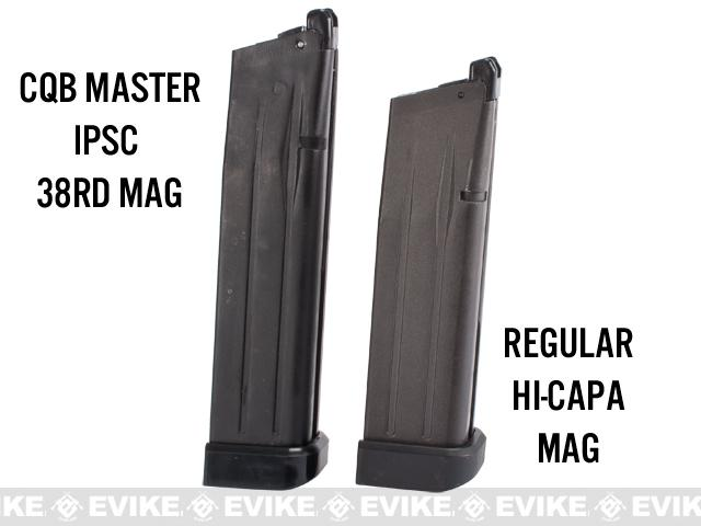 IPSC Spec. Edition 38rd Magazine for WE Tokyo Marui KJW Hi-Capa Series Airsoft GBB