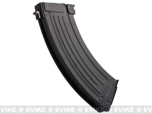 Full Metal Flash Mag 500rd Hi-Cap Magazine for AK Series Airsoft AEG