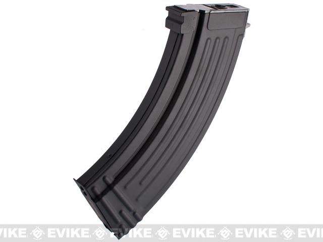 Matrix Full Metal 600rd Hi-Cap Magazine for AK series Airsoft AEG (one)