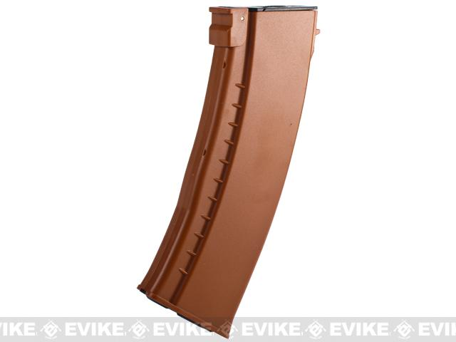 Matrix 520rd Flash Mag Hi-Cap Magazine for AK Series Airsoft AEGs - Polymer / Bakelite