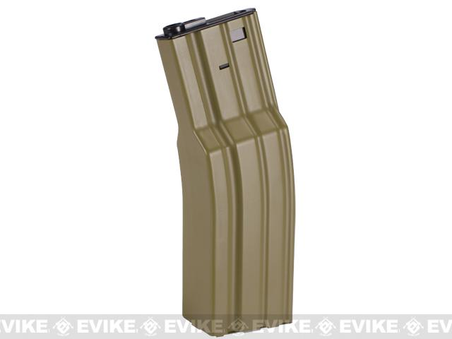Echo1 850rd FAT Magazine for M4 / M16 Series Airsoft AEGs - Tan