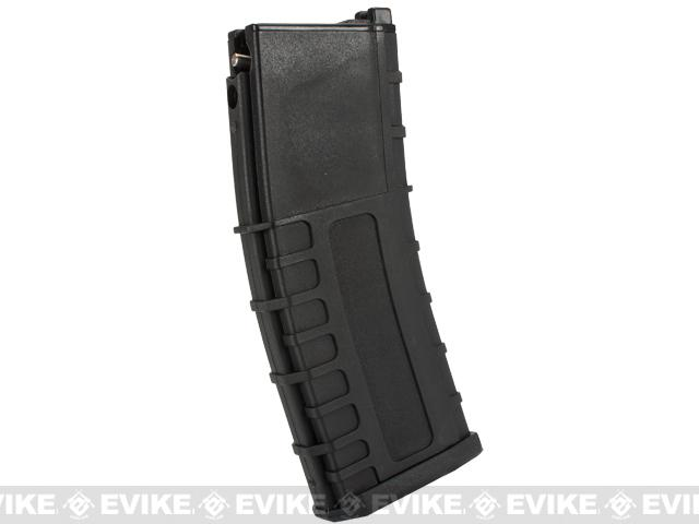 GHK 40rd Magazine for G5 Series Airsoft GBB Rifles - Black