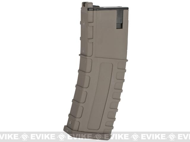 GHK 40rd Magazine for G5 Series Airsoft GBB Rifles - Tan