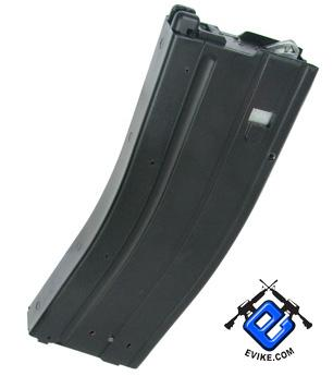 King Arms New Version 50 RD GBB Magazine for WA G&P KA Inokatsu Gas Blowback M4 Rifle Series
