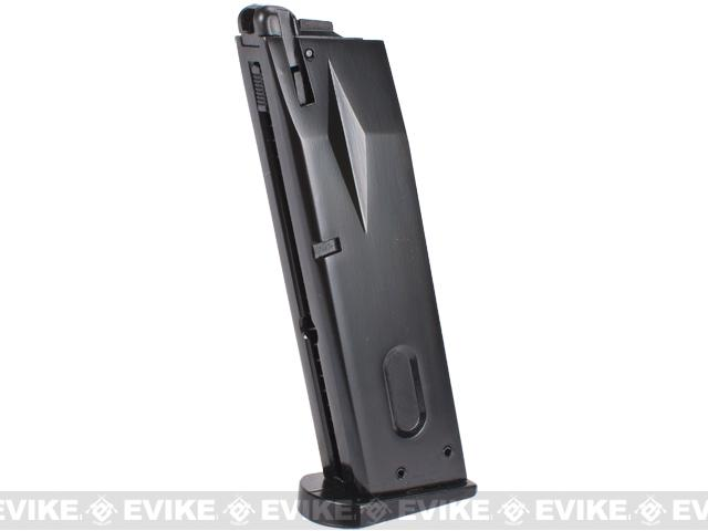KJW Full Metal magazine for KJW & HFC M9 Series Airsoft GBB Pistol