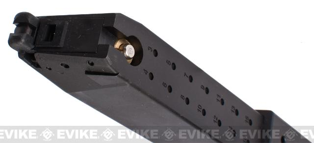 CQB Master Full Metal 49rd Magazine w/ Spacer for KWA Kriss Vector Airsoft GBB SMG