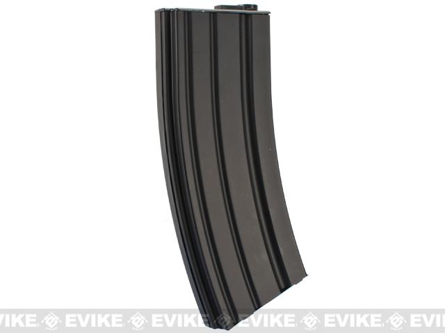 Matrix 450rd Delta Metal Hi-Cap Magazine for M4 M16 Series Airsoft AEG Rifles