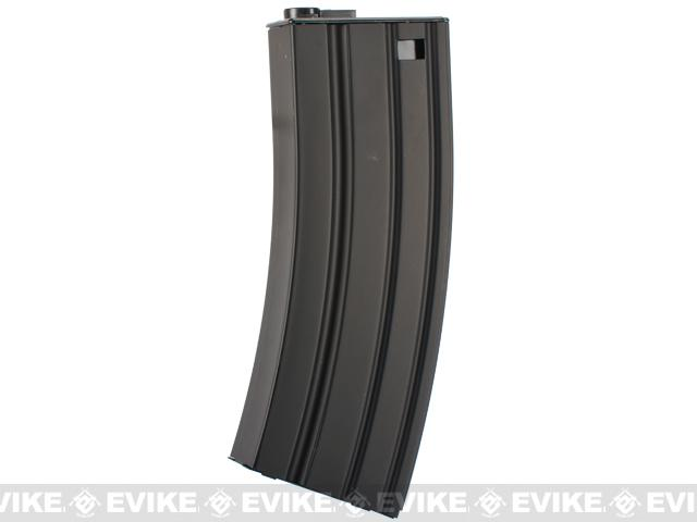 Matrix 190rd Delta Metal Mid-Cap Magazine for M4 M16 Series Airsoft AEG Rifles