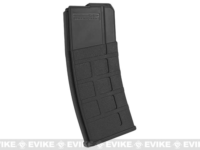 Airsoft Systems 85rd Polymer Magazine for M4 / M16 Series Airsoft AEG Rifles - Black