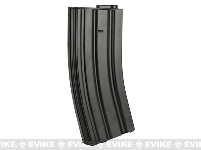JG / Echo1 / CYMA 350rd Metal Hi-Cap Magazine For M4/M16/L85/SCAR Series Airsoft AEG (Set of 5)