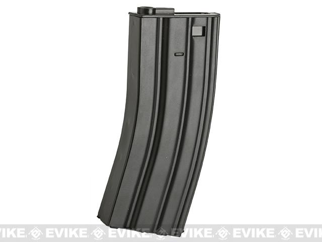JG / Echo1 / CYMA 350rd Metal Hi-Cap Magazine For M4/M16/L85/SCAR Series Airsoft AEG (Set of 10)