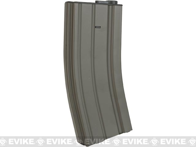 Full Metal 300rd Airsoft AEG Hi-Cap Mag For M4 / M16 / L85 Series Airsoft AEG (OD)