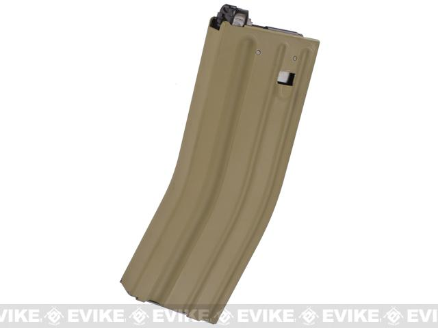 MAG 170rd Magazine for PTW / CTW Series Airsoft AEG Rifles - Tan