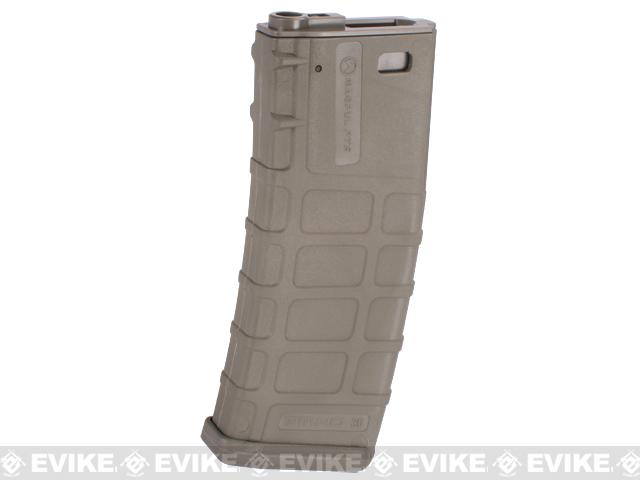 z Magpul PTS Licensed 360rd High Cap Mag for M4/M16 Series Airsoft AEG (Dark Earth)