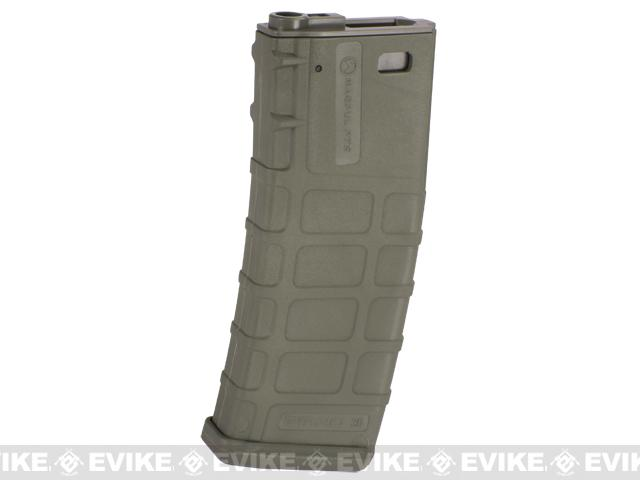 Magpul PTS Licensed 360rd High Cap Mag for M4 M16 Series Airsoft AEG - Foliage Green