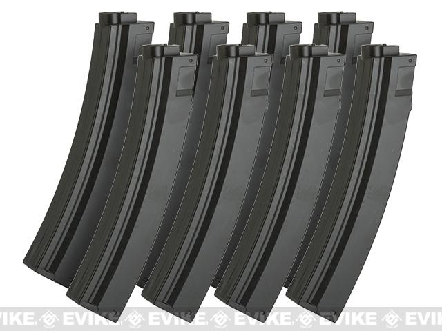 MAG MP5 95 round Airsoft AEG Midcap magazine (box set of 8)