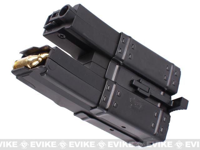 Matrix 240 round High-Cap. (with Dummy Rounds) Magazine for MP5 Series Airsoft AEG